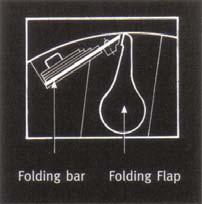 Folder Spares - Folder Jaws