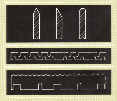Folder Spares - Folding Blades
