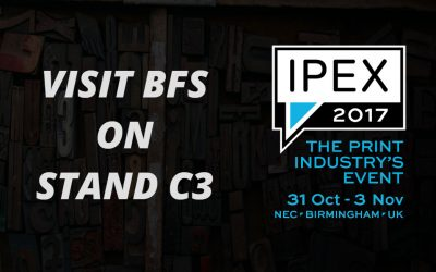 bfs to exhibit at IPEX 2017