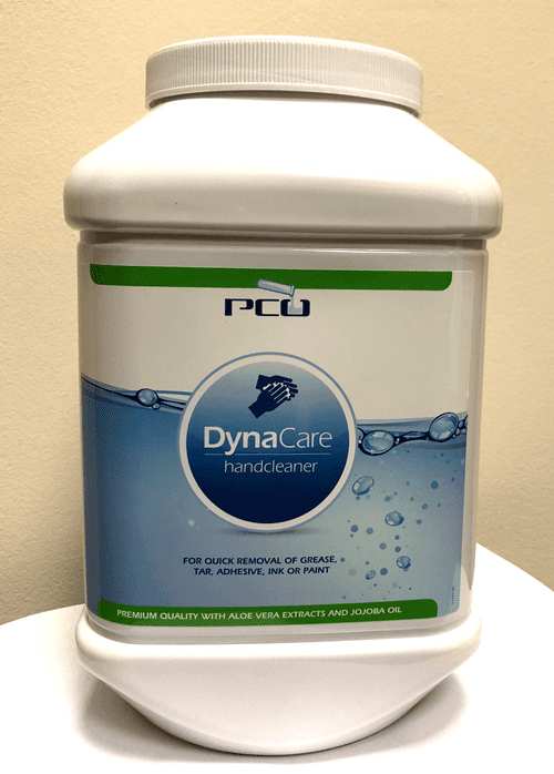 dyna care hand cleaner