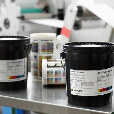 UV Flexo Inks