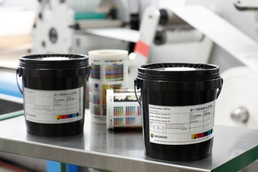 UV Offset ink