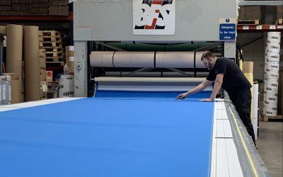 blanket manufacturing