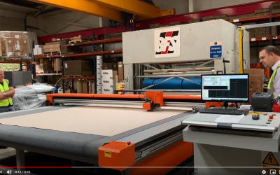New Cutting Table Installed at bfs