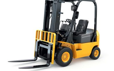 Fork lift truck tyres that don't cost the Earth!