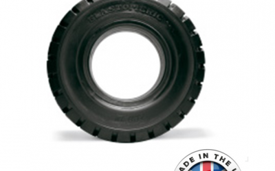 BFS now supplying re-engineered fork lift truck tyres