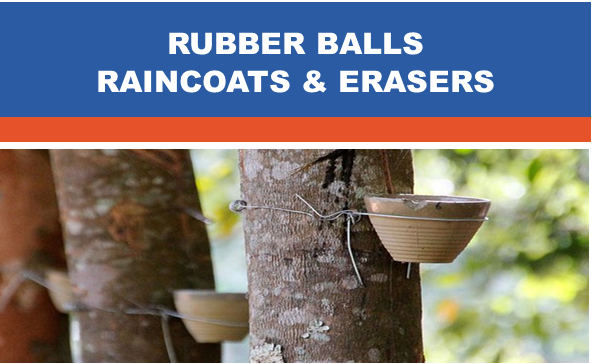The History of Natural Rubber